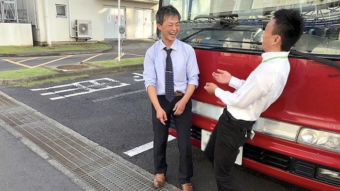 【みつばコミュニティ(埼玉川口オフィス)】職場の自慢は同僚や上司、乗客のみんなの良さ