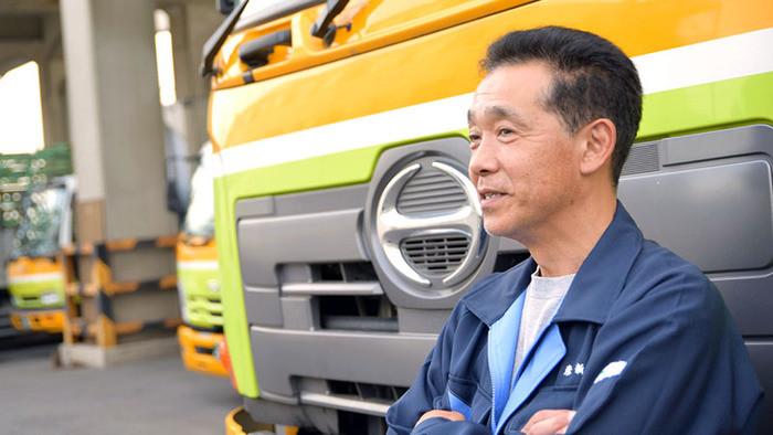 100年企業を目指す彦新(市川営業所)で 新たなトラックドライバーを募集中