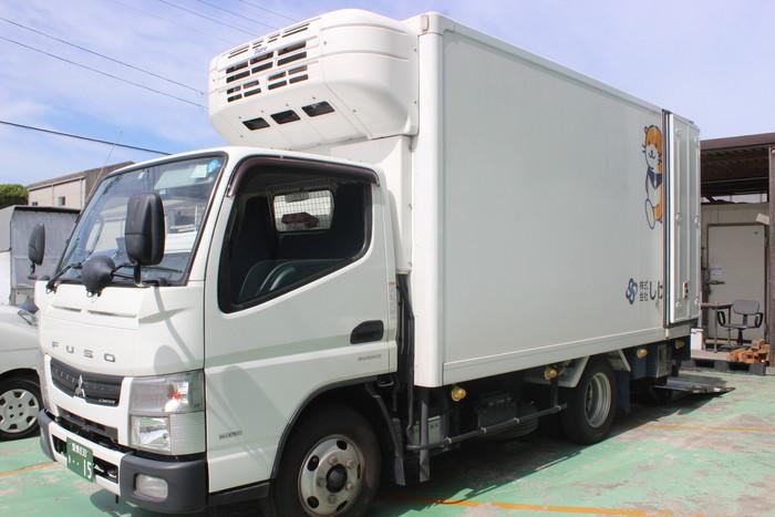 運送に関わるさまざまなサービスを提供する 株式会社しげまる
