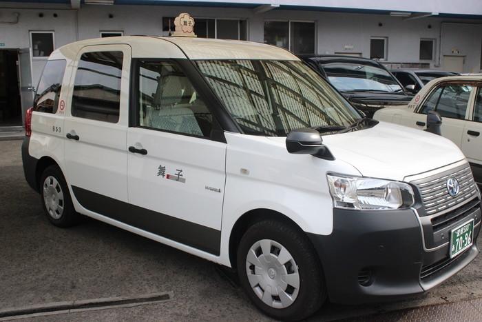 【舞子タクシー有限会社】地域に根付いて地元のお客様から愛されるタクシー