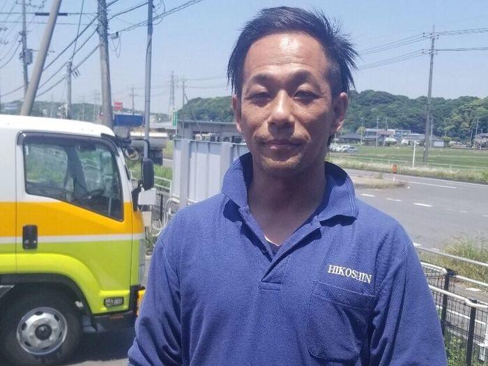 【株式会社彦新 鹿島営業所】ドライバーとしての不安を解消、安心して働ける環境が整っている
