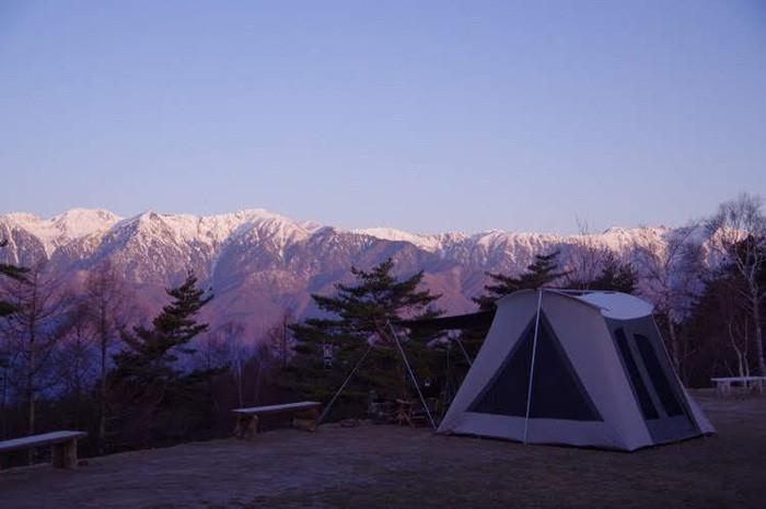 北海道でキャンプツーリングを楽しもう!