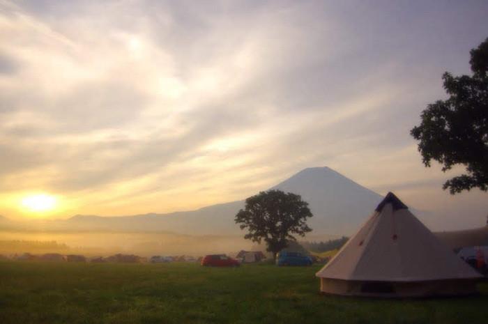 北海道のキャンプツーリングで大自然を満喫しよう!