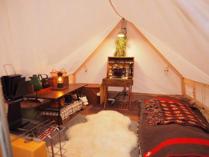 松原湖高原オートキャンプ場のキャンプサイトは4つ!料金やプランは?