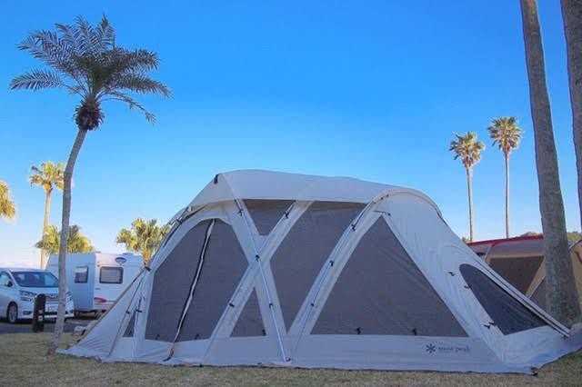 かんなの湯キャンプ場はテントサイトのみ!料金やプランは?