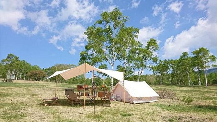 上大島キャンプ場の詳細情報