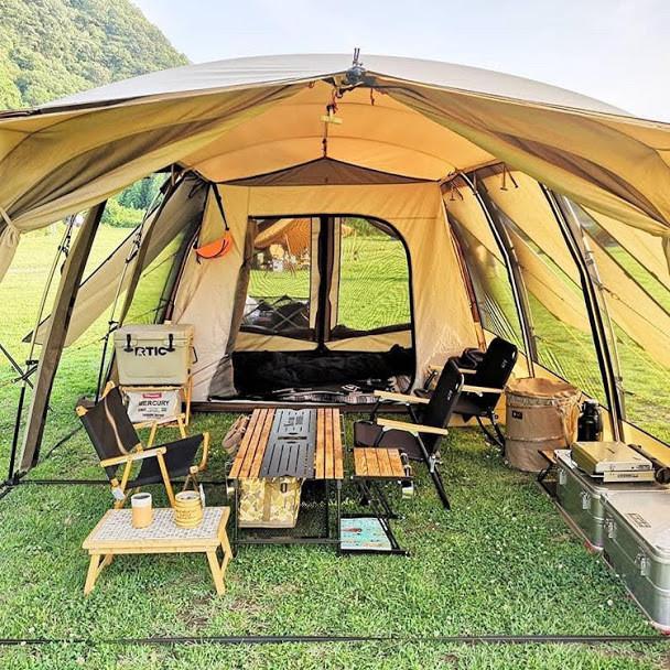 温泉とキャンプを楽しみたい時はかんなの湯キャンプ場