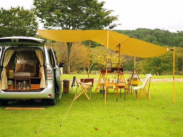アウトドアを楽しみませんか?岡山県で人気のキャンプ場を紹介!