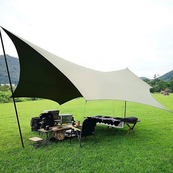 花の森オートキャンピアのキャンプサイトは3つ!料金やプランは?