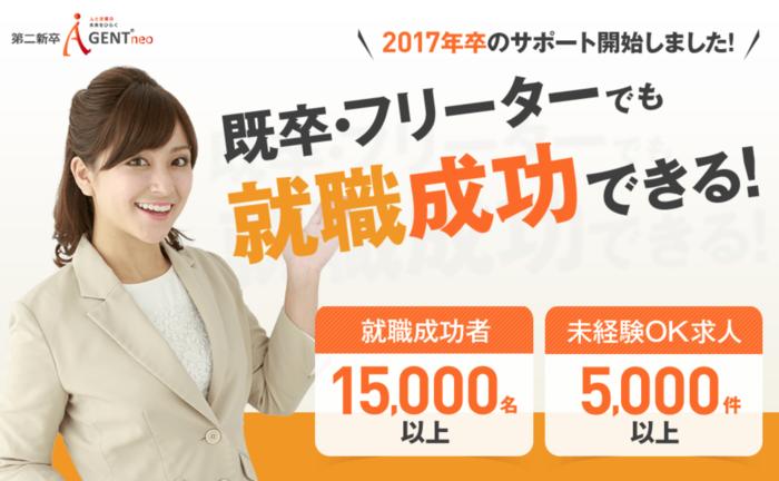 【優良企業に特化】転職エージェントneo