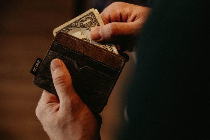 所作の財布とは?