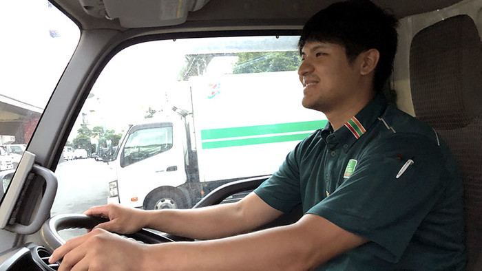 「免許取得補助制度」などで若手ドライバーもしっかりサポート|株式会社アイソネットライン(浜川崎営業所)
