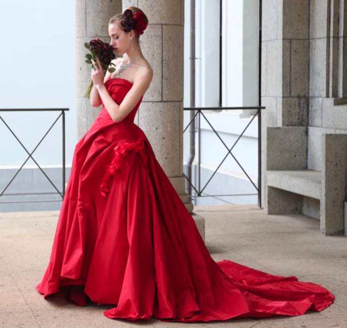 「マタニティ婚ならぜひ知ってほしい」あなたが主役になれるドレス選び